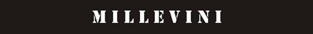 logo MILLEVINI SOLO nome