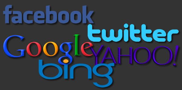 motori di ricerca vs social network