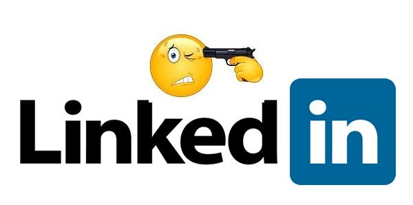 linkedin suicide